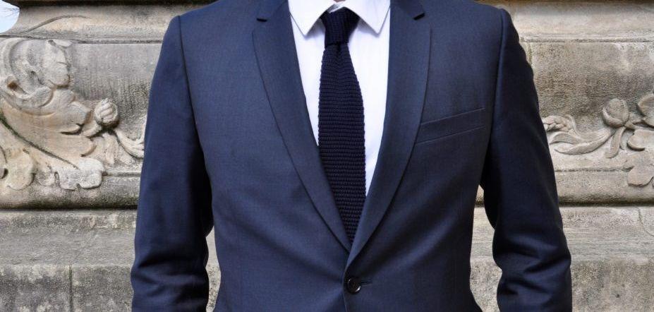 L'art de porter une cravate